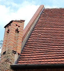 Dach Weißenbrunn